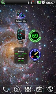Battery Monitor Widget Pro 1.4.1 APK 1