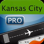 Kansas City Airport + Tracker