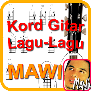 Koleksi Kord Gitar Lagu Mawi