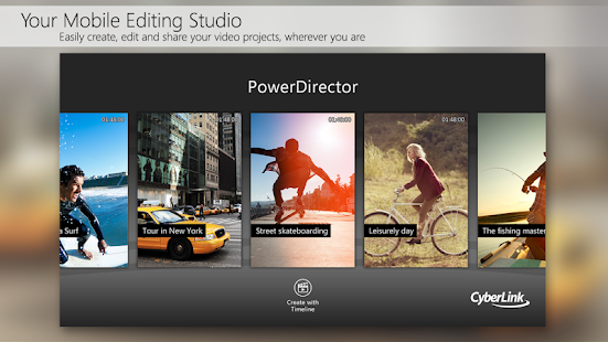 PowerDirector Video Editor App Screenshot 18