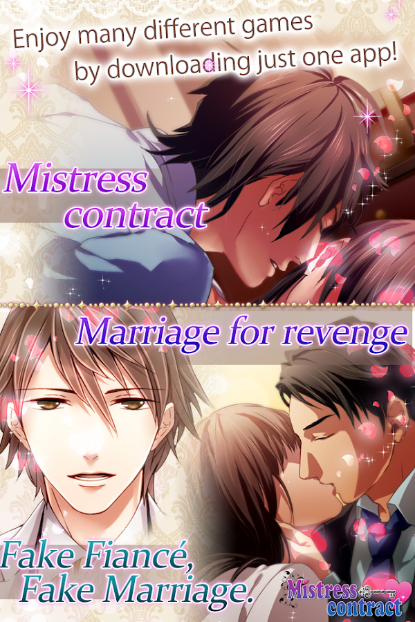 Mistress contract<otome game> - screenshot