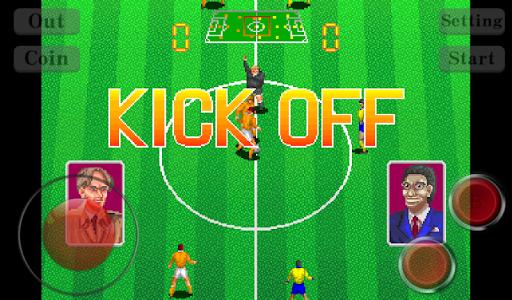 Soccer World Cup-Football Kick