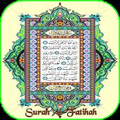 Surah Al-Fatihah & Fadhilatnya