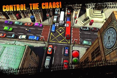 Traffic Panic London - screenshot thumbnail
