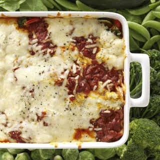 Garden Veggie Lasagna.