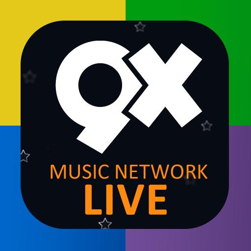 娛樂必備App|9X Music LOGO-綠色工廠好玩App
