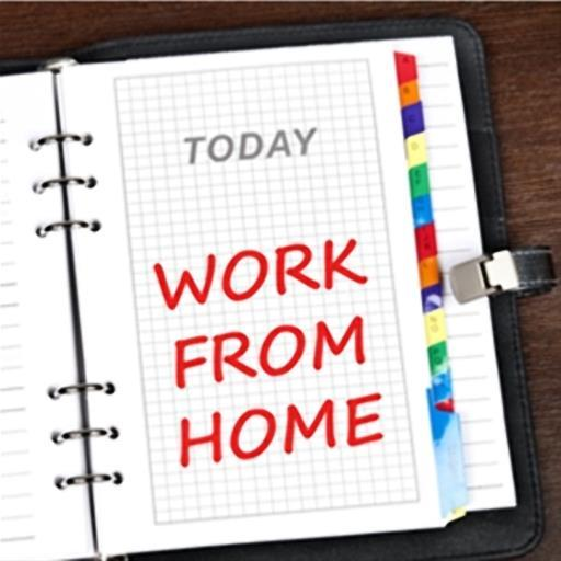 Work From Home Right Now LOGO-APP點子