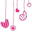 Lovelylove★ハート キュート ポップ(FREE icon