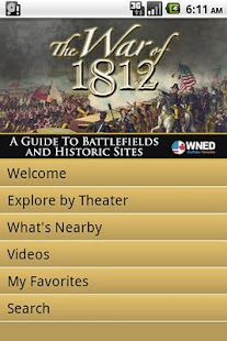 The War of 1812: Guide to Hist - screenshot thumbnail
