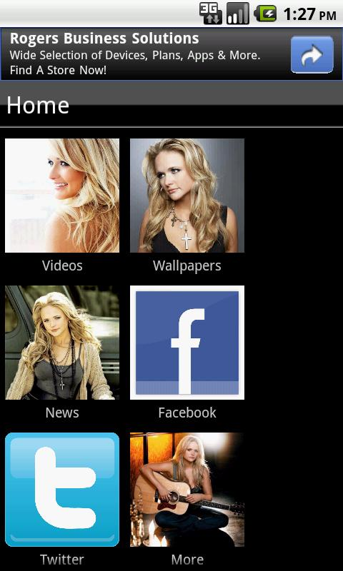 Miranda Lambert Fan App - screenshot