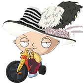 Family Guy's Rider - Stewie