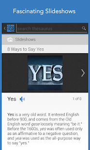 Dictionary.com Premium - screenshot thumbnail
