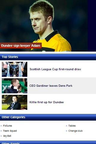 Footyfast : Dundee