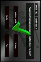 Screenshot of Islami Bilgi Oyunu