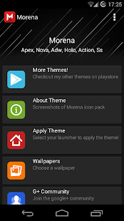 Morena - Flat Icon Pack - screenshot thumbnail