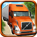 Trucker Parking 3D icon