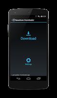 Screenshot of Speedcam Downloader (Russia)