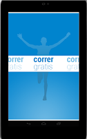 Screenshot of running free run popular races