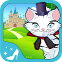 Cinderella's Cats - Cat Games icon
