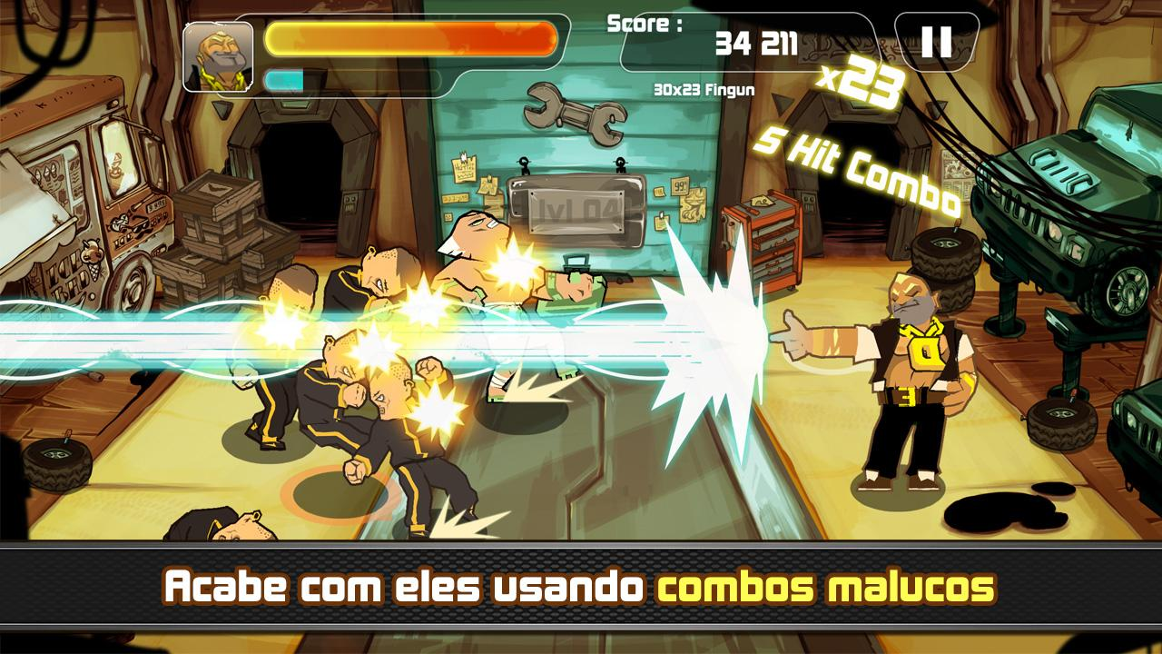 Combo Crew - screenshot