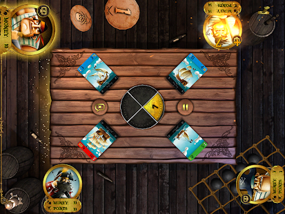 Pirates - The Board Game - screenshot thumbnail