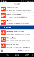 Screenshot of VLC Valencia