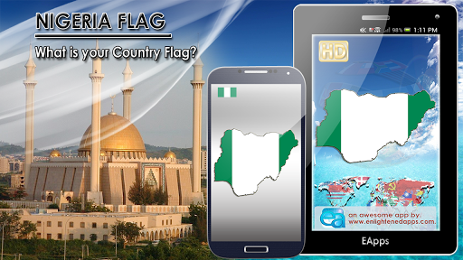 Noticon Flag: Nigeria