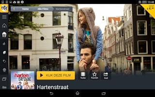 Screenshot of Pathé Thuis