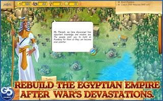 Screenshot of Fate of the Pharaoh