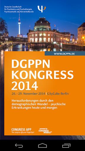 DGPPN 2014