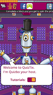 QuizTix Musicals Quiz Broadway Theatre Trivia Game- screenshot thumbnail