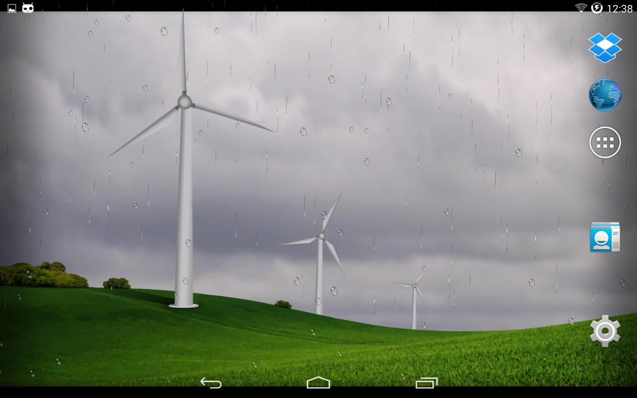 wind turbines meteo station android apps on google play. Black Bedroom Furniture Sets. Home Design Ideas