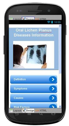 Oral Lichen Planus Information