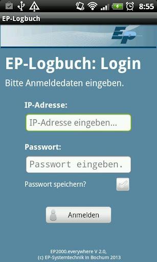 EP-Logbuch
