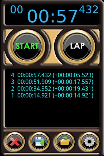 Stopwatch Deluxe