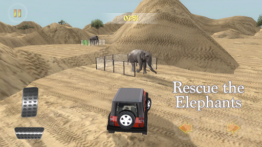 Safari Adventure Racing 4x4