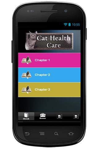 玩健康App Cat Health Care免費 APP試玩