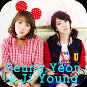 SeungYeon&JiYoungLiveWallpaper