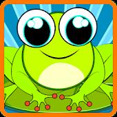 Happy Frog - Water Jump