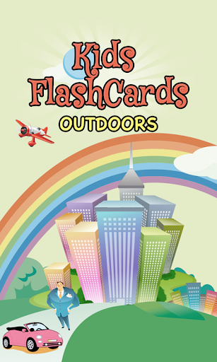 Kids Flashcards - Outdoors
