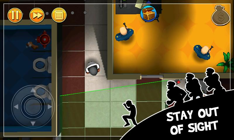 Robbery Bob Free - screenshot