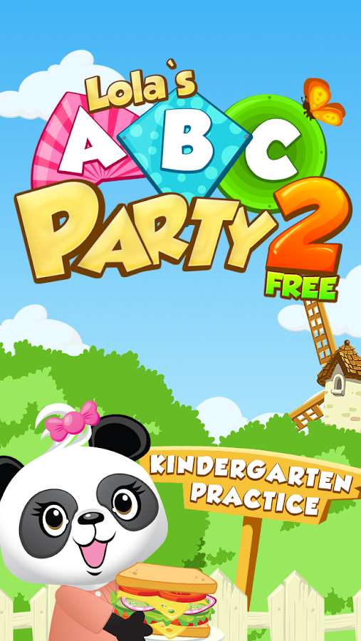 Lola's ABC Party 2 FREE- screenshot