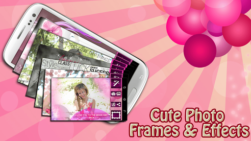 Cute Photo Frames Effects
