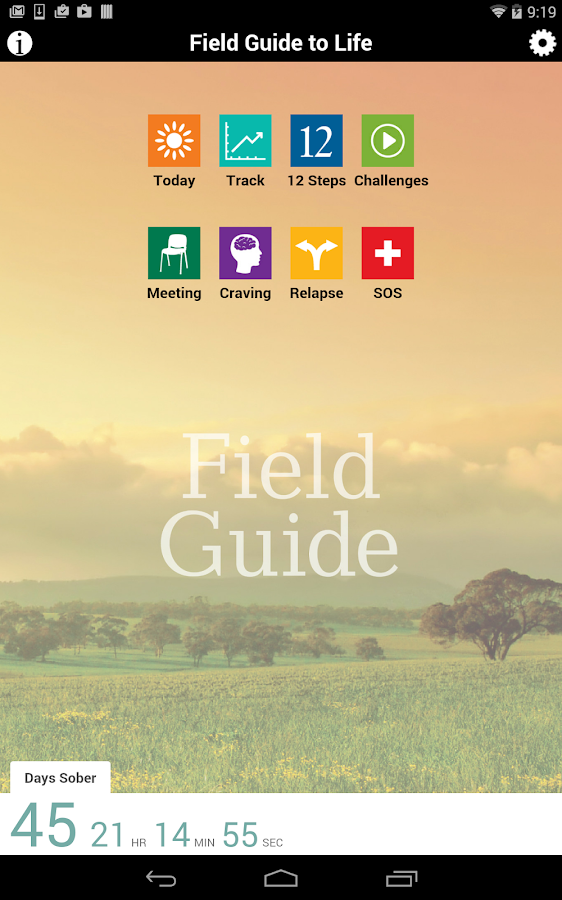 Field Guide to Life- screenshot