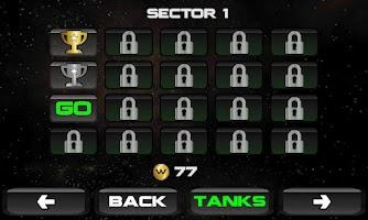 Screenshot of Warscape Alpha
