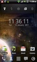 Screenshot of Clock-it Live
