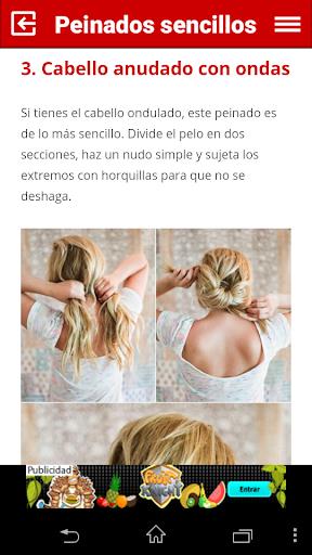 Tutorial de peinados fáciles