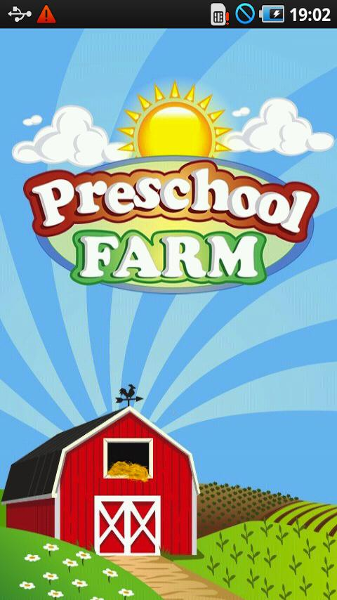 PreSchool Farm- screenshot