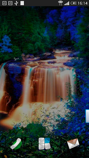 Waterfall Shimmer LWP