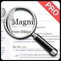 Magnifier Pro icon